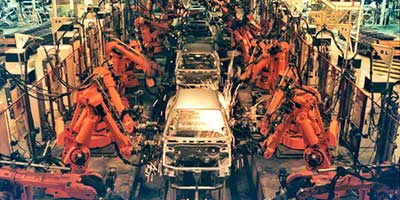 power quality monitoring in the car industry