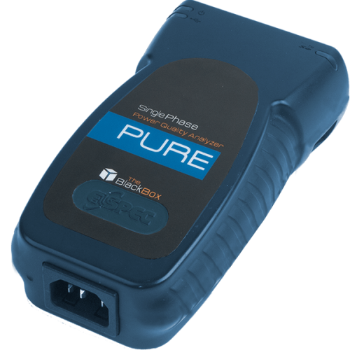 single phase power quality analyzer - PureBB