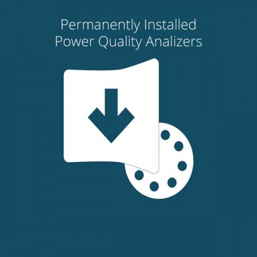 permanently installed power quality analyzers