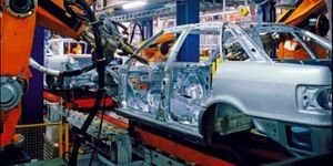 power quality solutions in car industry for welding mechines