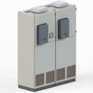 Image of the Elspec Equalizer system for reactive power compensation